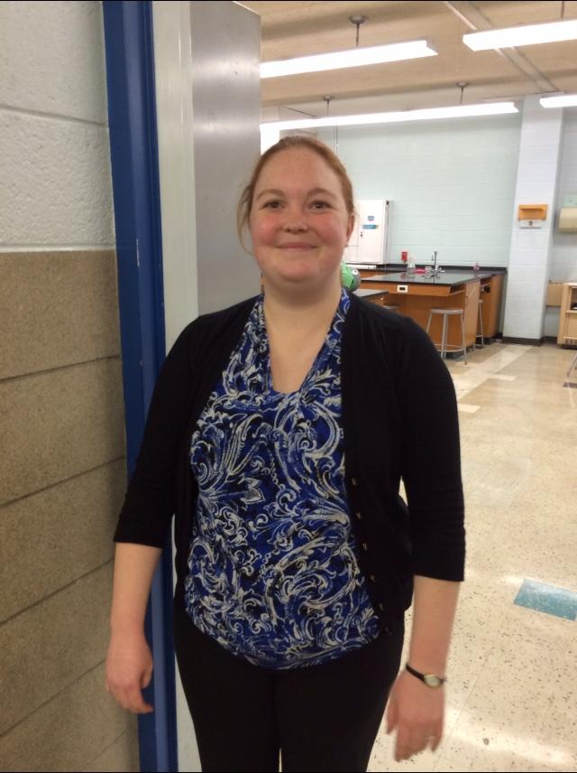 Faculty Favorites: Ms. Wentworth