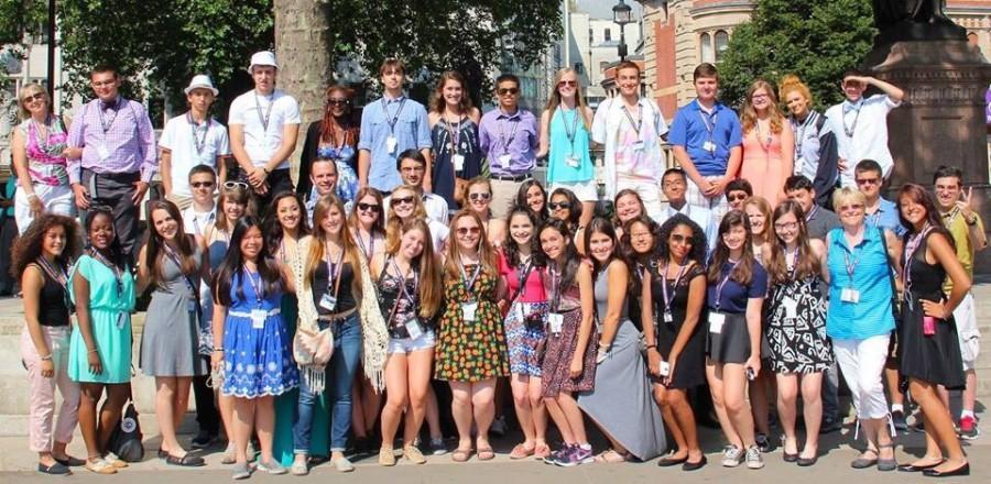 Hawthorne High's Student Ambassadors