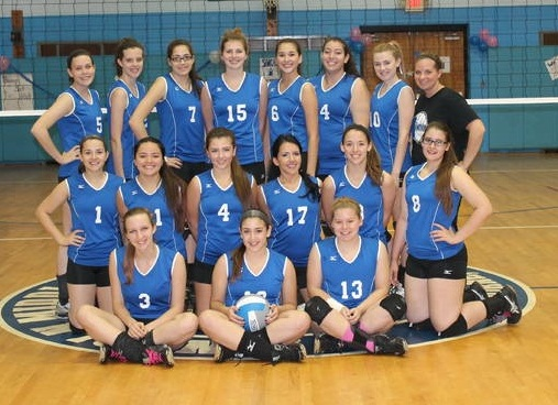 Girls Volleyball 2014 Wrapup