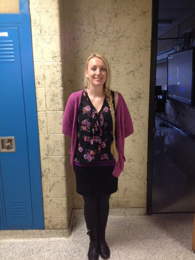 Interview With Hawthorne's Newest English Teacher, Ms. Tullo