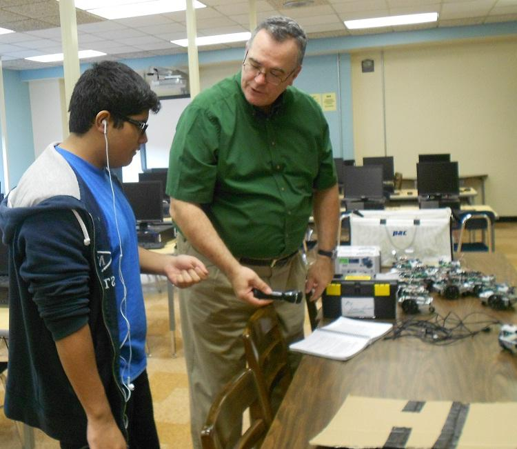 Getting To Know The Robotics Club The Clarion