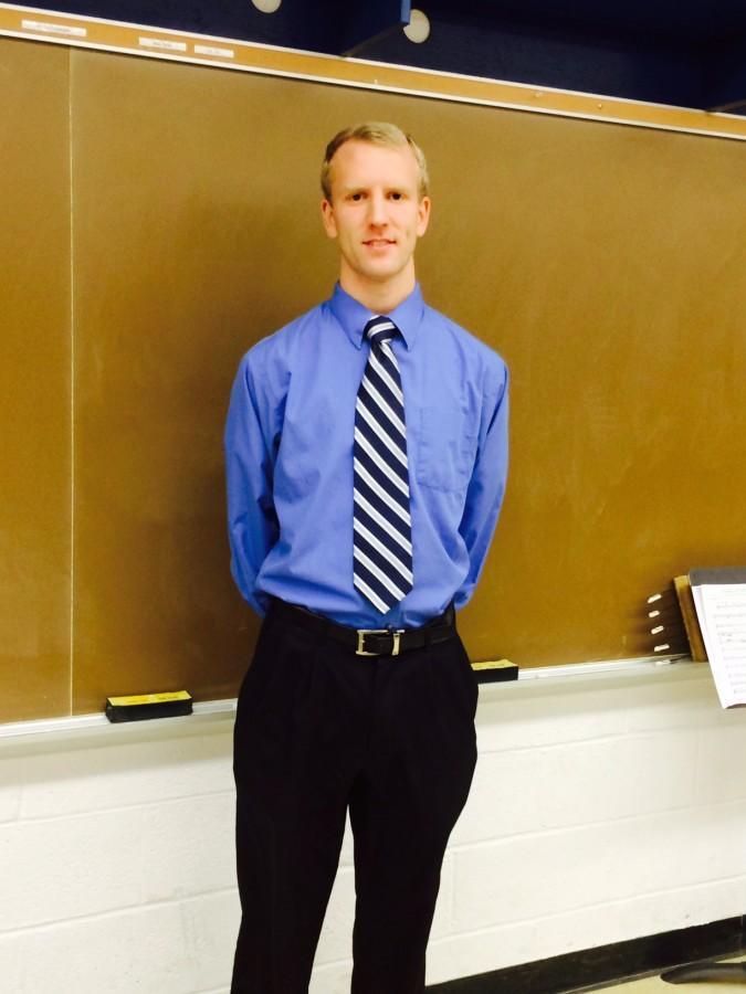 Faculty Favorites: Mr. Williams