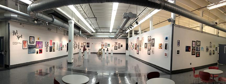HHS Art Students Exhibit at WPU