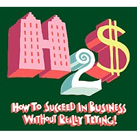Announcement of the Spring Musical: How to Succeed in Business Without Really Trying