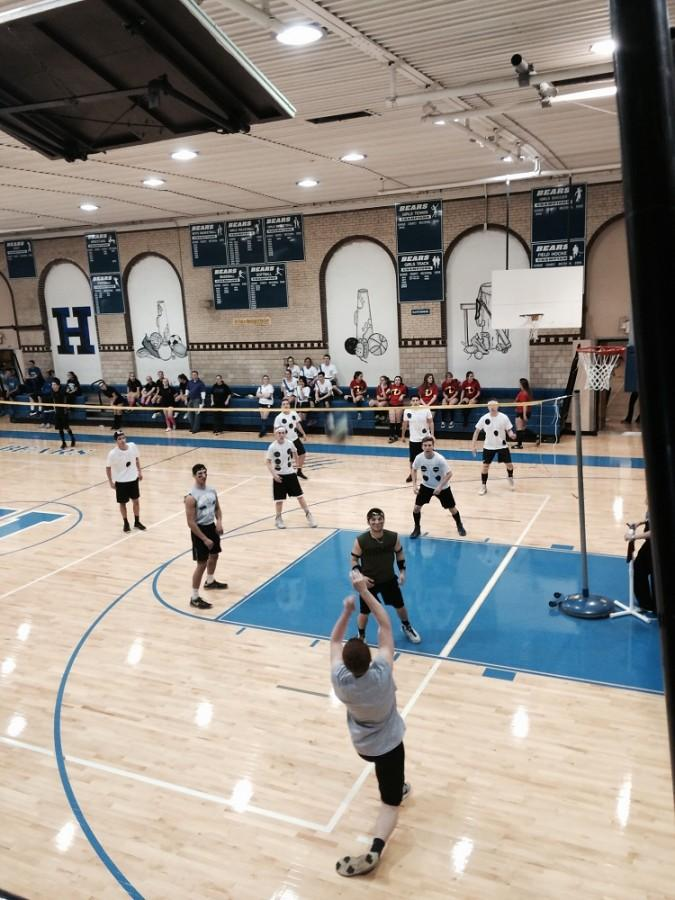 2015 Senior Volleyball Tournament
