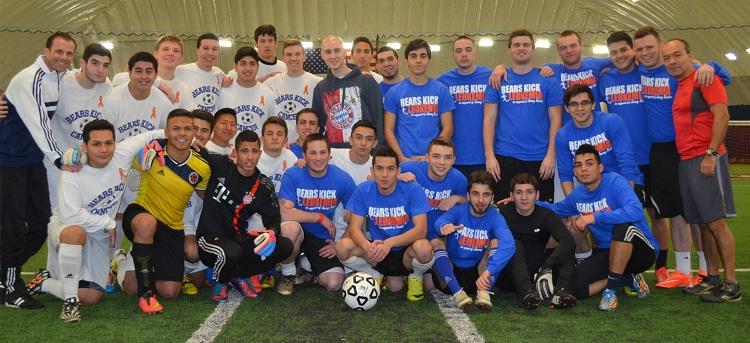 Soccer Supports HHS Alum in Need