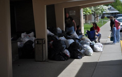 PTO Clothing Drive at Hawthorne High School