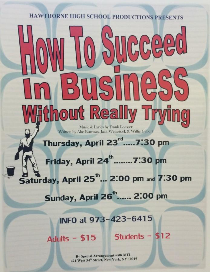 HHS+Production%3A+How+to+Succeed+in+Business+Without+Really+Trying