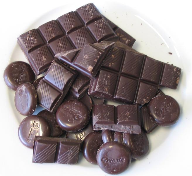 Delicious (and healthy) Dark Chocolate