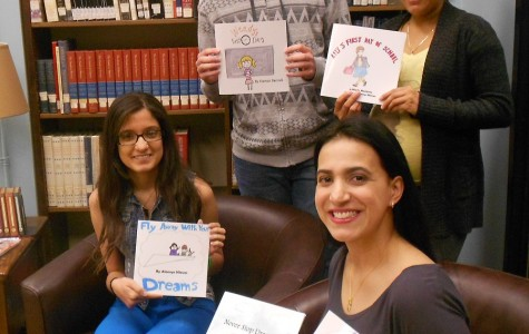 HHS Students Are Published Authors