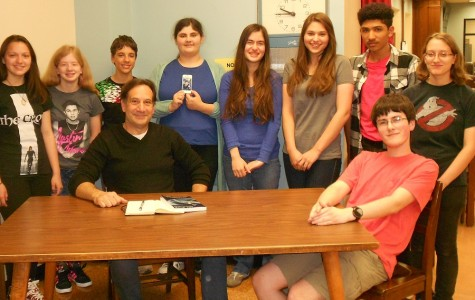 Author Visits Creative Writing Club