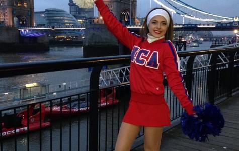 Katie Russo Named All-American Cheerleader