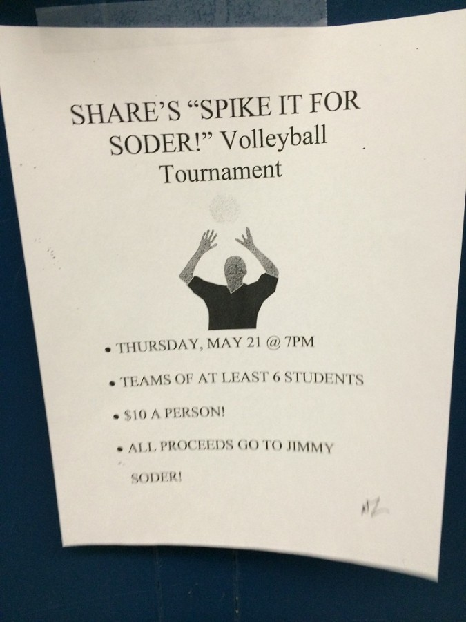 Spike it for Soder