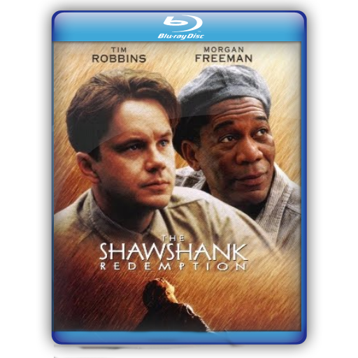 Shawshank on Blue Ray