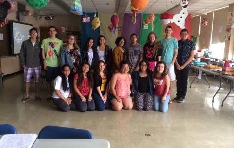 HHS Spanish Club's Festival Latino