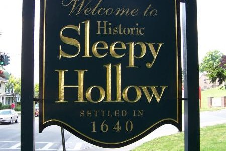Sleepy Hollow : One Spooky Town