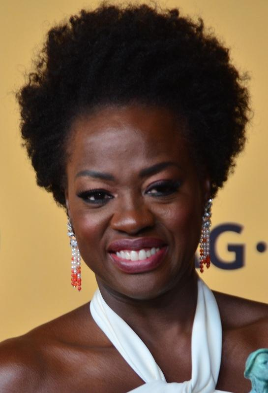 Emmy Winner Viola Davis