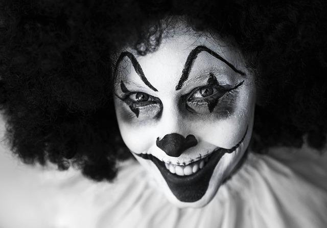 An Evil Clown