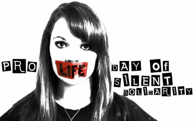 Day of Silent Solidarity