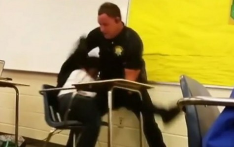 South Carolina Student Flipped From Chair