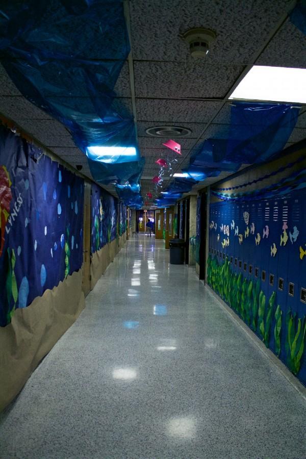 Junior Hallway