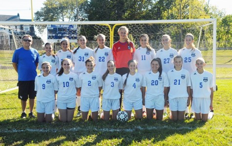 Girls Soccer Wrap Up 2015