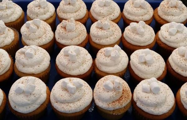 A Sample of Mr. Cupcakes