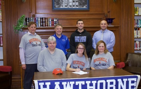 Salisbury Signs with Bucknell University