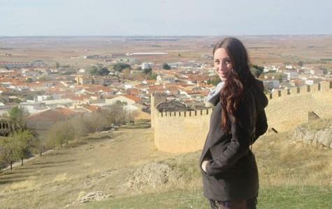Bears Abroad: Allison Zuckerberg in Spain
