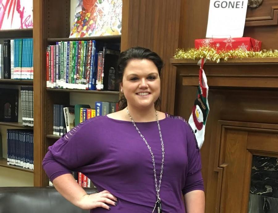 Ms. Fiorilla: New HHS English Teacher