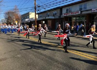 Hawthorne Santa Parade