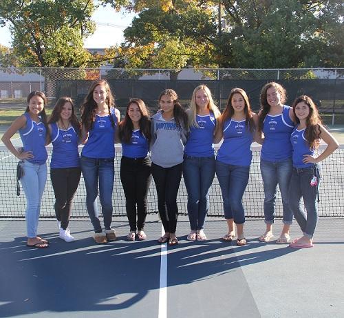 Tennis Team 2015