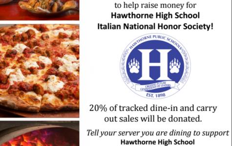 Italian Honor Society Fundraiser