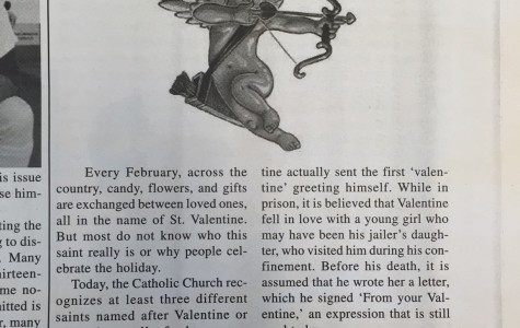 Classic Clarion : The History of Valentine's Day