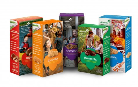 Girl Scout Cookies Going Out of Business