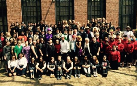 Cast & crew of Guys and Dolls