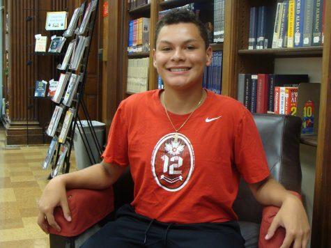 Photo of Jaycob Castillo
