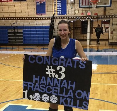 Bullseye: Hannah Frascella Gets Her 1000th Kill