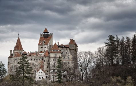 Would You Want to Spend a Night in Dracula's Castle?
