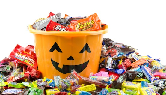 Top 5 Most Popular Halloween Candy