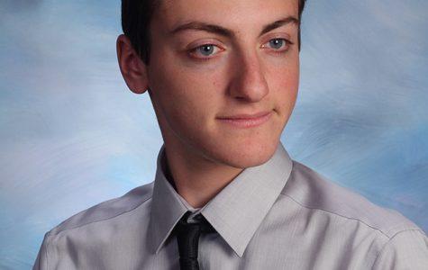 Senior Spolight: Michael Blaney