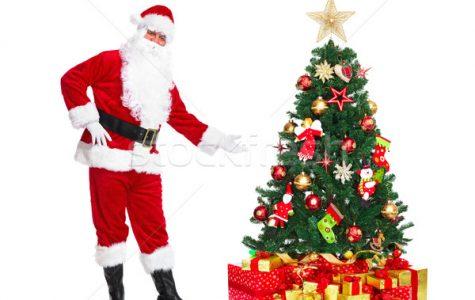 Santa Parade and Christmas Tree Lighting