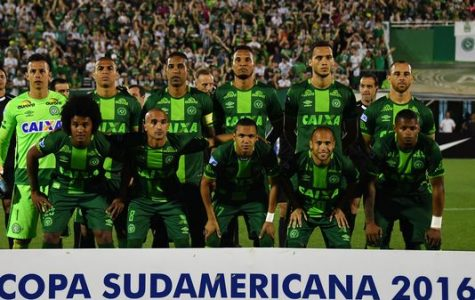 Brazilian Soccer Team Plane Crashes