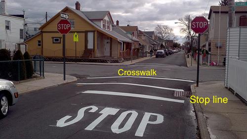 Stop for Pedestrians?