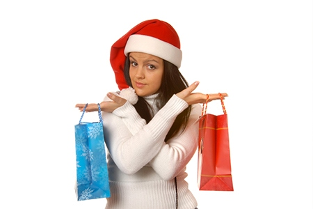 The Start of Holiday Shopping