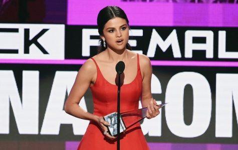 The 2016 AMA's: Selena Gomez Returns