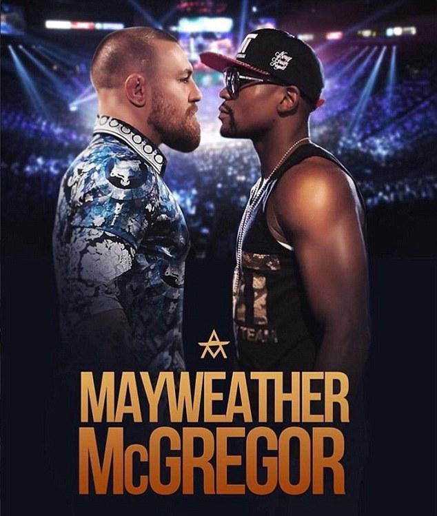 McGregor  v. Mayweather 2017?