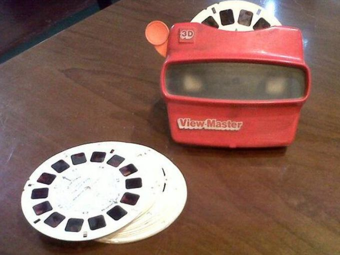The Classic View Master