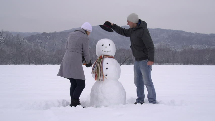 Building a Snowman: A Fun Activity!