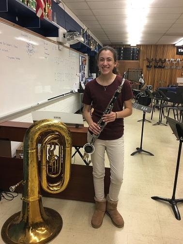 Nikki Schuldt: NJSMA Region Band